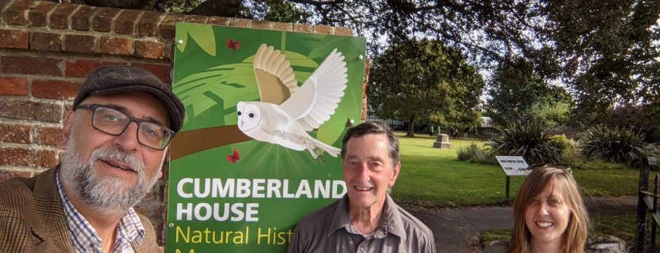 Visit to Cumberland House